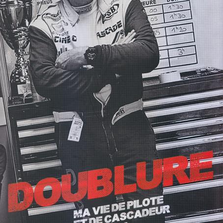 """""""Doublure"""", la biographie de Jean-Claude Lagniez"""
