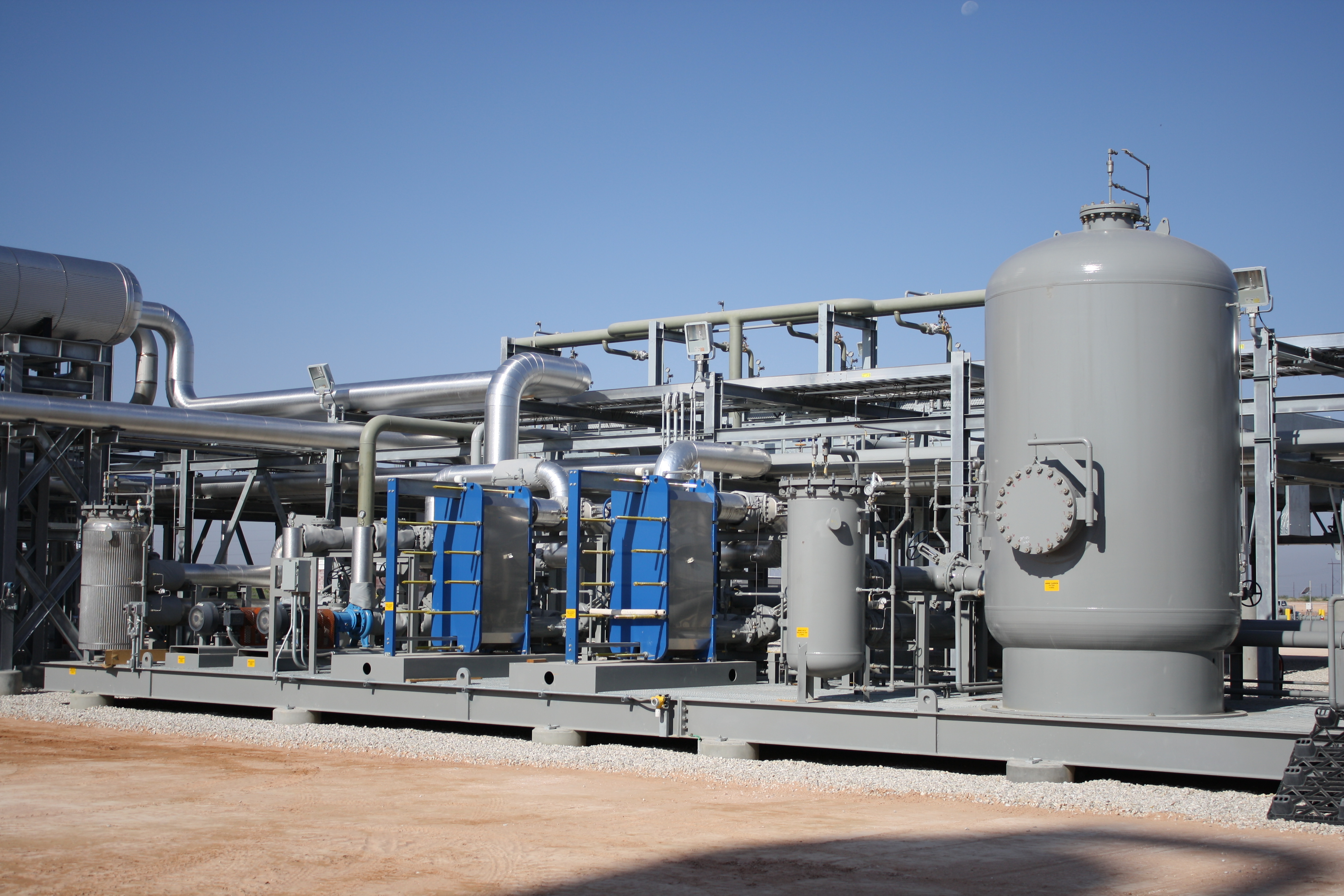 Gas Treating Packages | Midland, TX | Reset Energy