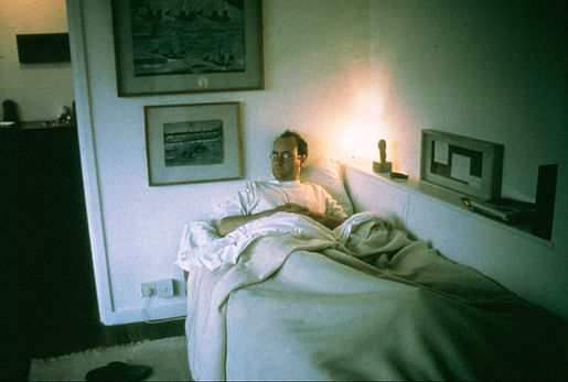KY Jim Ede's bed.JPG