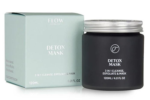 Detox 3-In-1 Facial Mask with Salicylates 120ml 水楊酸三合一排毒煥膚面膜