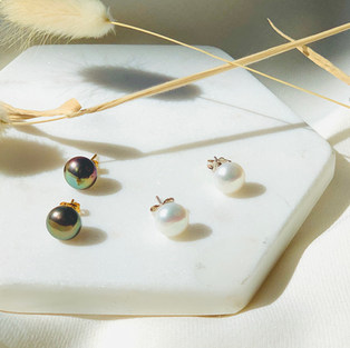 Pearl Studs(Large)