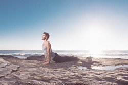 Le Palais Rhoul Dakhla | hotel spa | Yoga Face à la mer