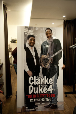GEORGE DUKE & STANLEY CLARKE