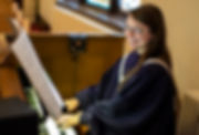 Organist Amy Matthews - Sunday June 9 20