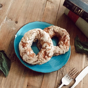 bagels croccanti senza glutine