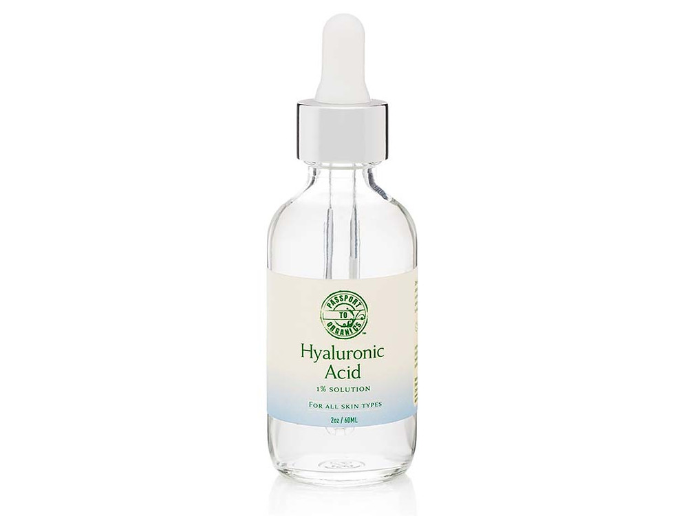 Hyaluronic Acid Passport to Organics
