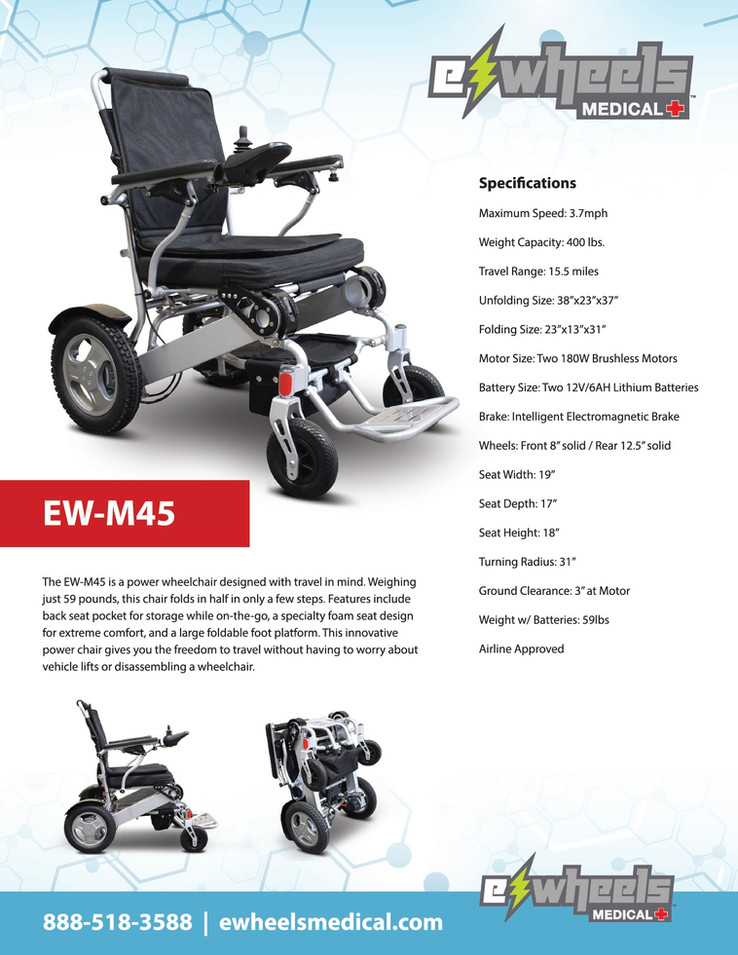EW-M45 Flyer PDF