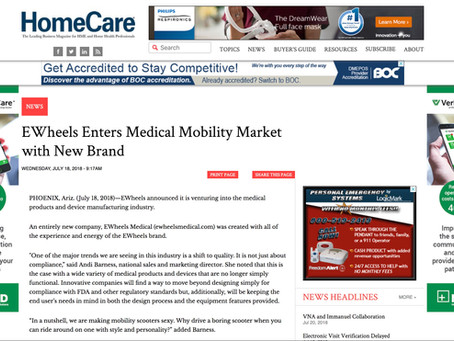 Home Care Magazine Covers EWM