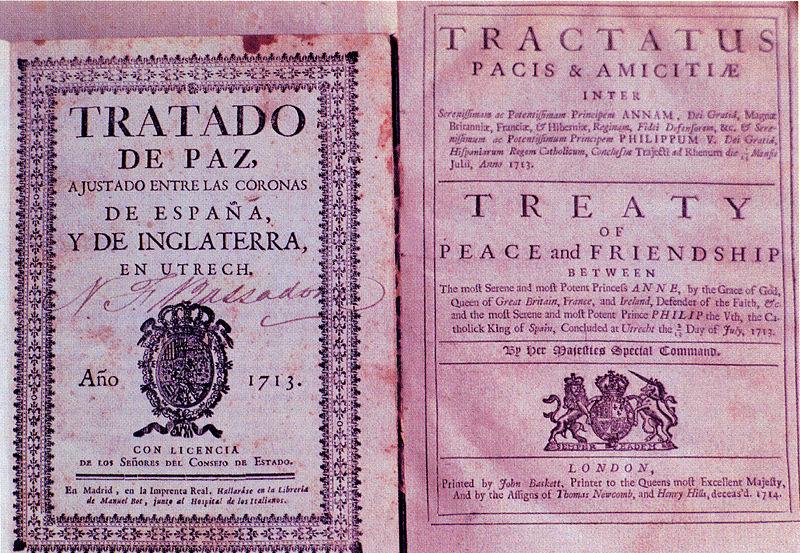 Trattato di Utrecht