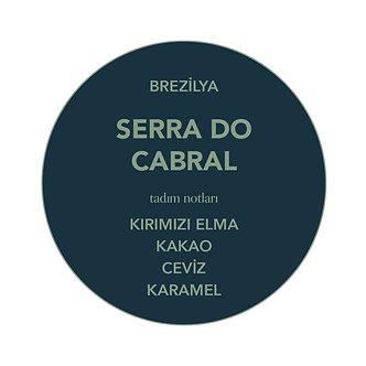 BRAZIL SERRA DO CABRAL (PULP NATURAL)