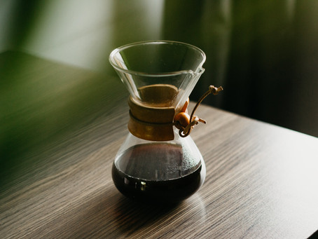 ESSENTIALS FOR YOUR HOME COFFEE BAR