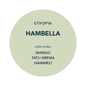ETHIOPIA, HAMBELLA (NATURAL)