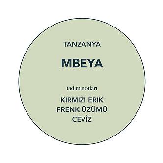TANZANIA, MYEBA (WASHED)