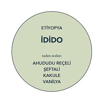 ETHIOPIA, IDIDO (NATURAL)