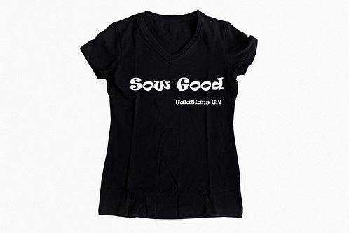 Sow Good tee