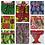 Thumbnail: PAG Capella African Print Doll Skirt and matching headband