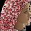 Thumbnail: Valentine Be Mine Shower Bonnet - Jumbo Adult extra large xl reusable Shower cap