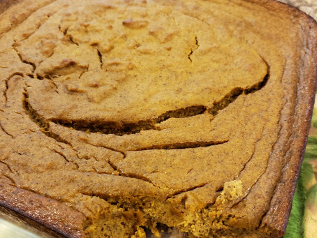 DIY: Low carb crustless pumpkin pie