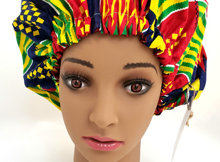 Why wear a Printed Bonnet? - Part 2