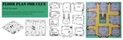 Floor Plan for Clue