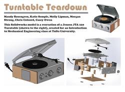 Turntable Teardown
