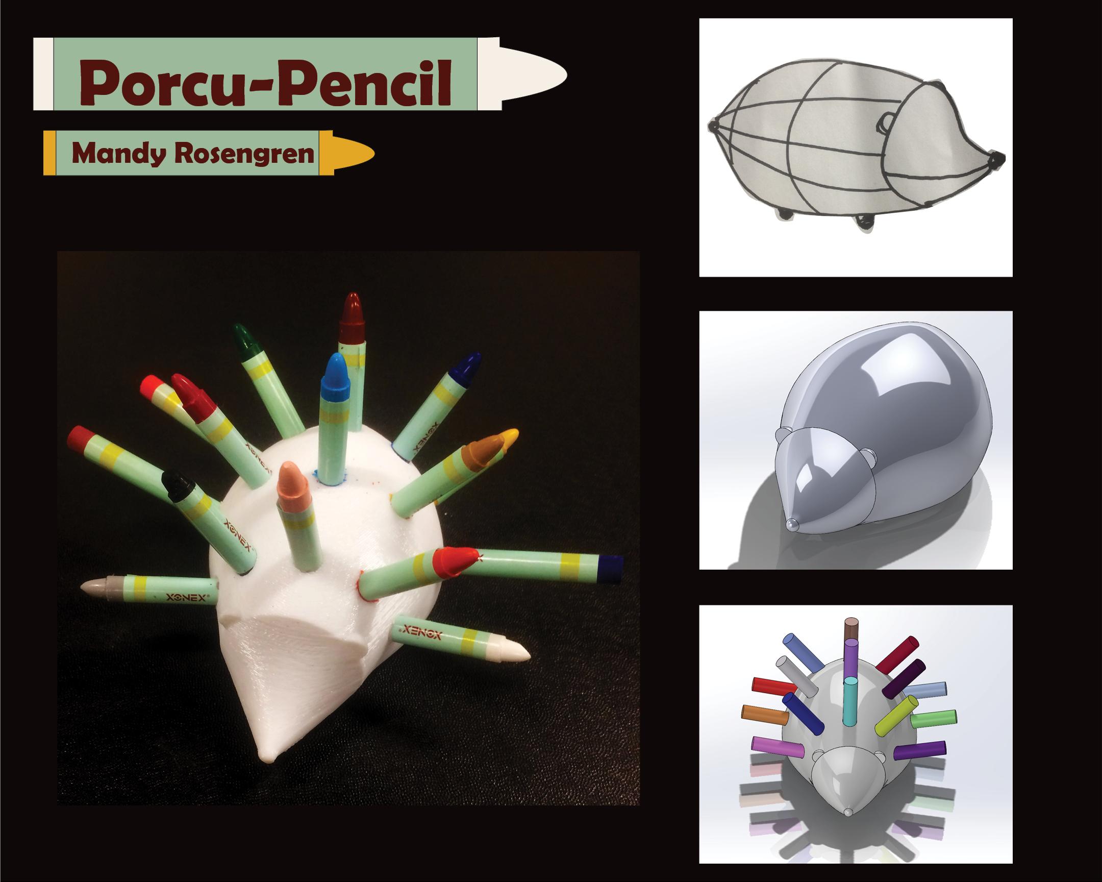 Porcu-Pencil