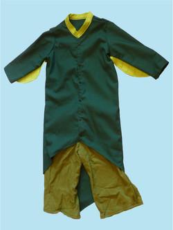 Flotsum and Jetsom Costume