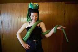 Wearable Tech Costumes: Undergrad Research