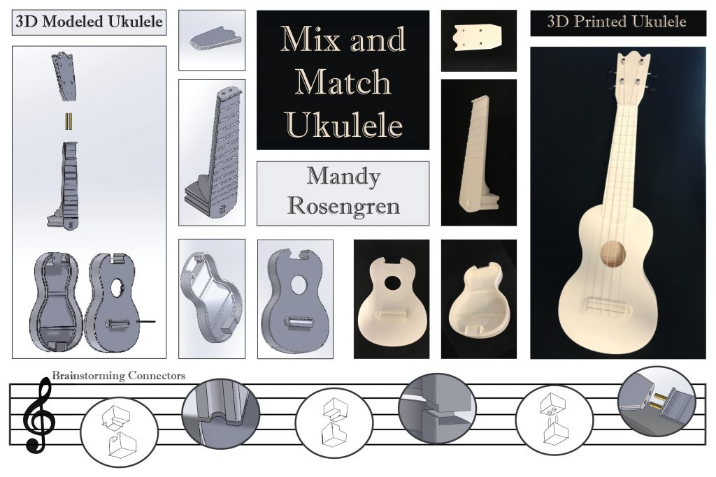 Mix and Match Ukulele
