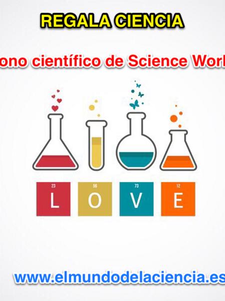 Bono de talleres científicos
