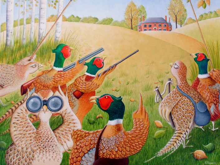 The Pheasants' Revolt