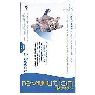 Light of Life Vet: Revolution for cats