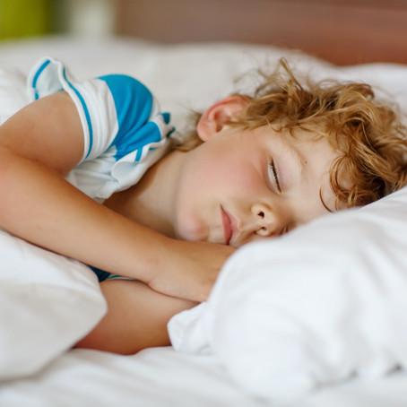 Tips to help your little one sleep.