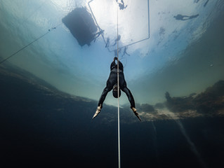 Freediving Bucket List:  2021 Vertical Blue and Dean's Blue Hole