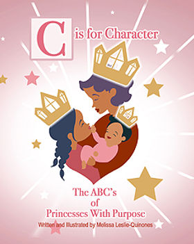 Princesses With Purpose Character ABC Bo