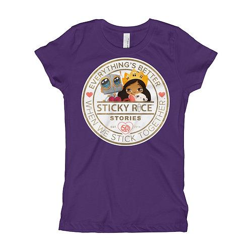 SRS Logo Girl's T-Shirt