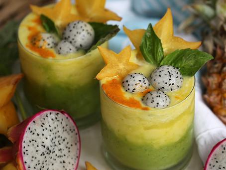 Pineapple Basil