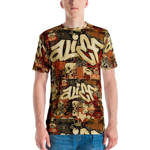 All-Over Print / Alief Boss Design / Unisex t-shirt