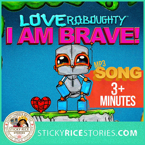 """""""I AM BRAVE"""" MP3Song"""