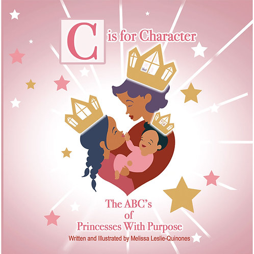 Princesses With Purpose Character ABC Book