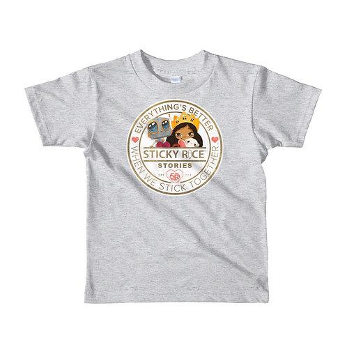 SRS Logo Short sleeve kids t-shirt