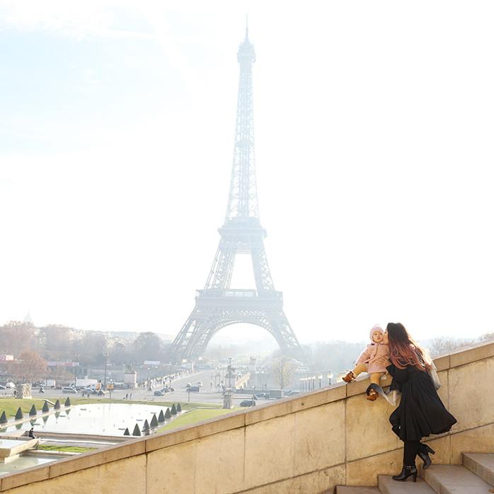 Paris & Slow Traveling