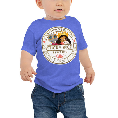 SRS Logo Baby Jersey Short Sleeve Tee