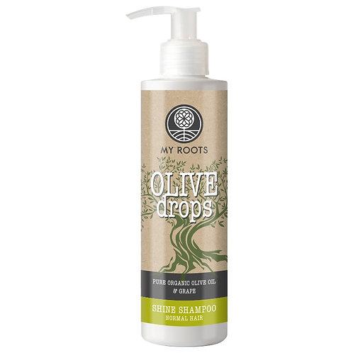 OLIVE DROPS Shine Shampoo 250ml