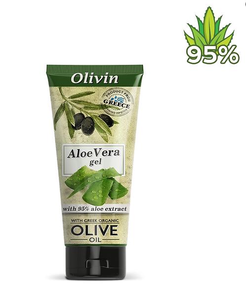 95% Aloe Vera gel 150ml