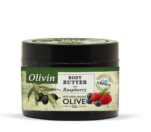 Body Butter Rasberry 200ml