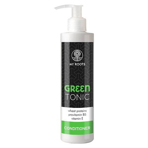 GREEN TONIC Conditioner Tarwe-eiwitten & Vitamine E 250ml