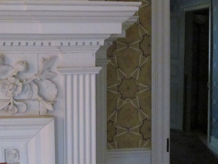 Chase House Parlor Mantel