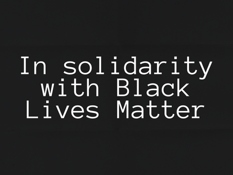 Asian Americans in Solidarity with Black Lives Matter