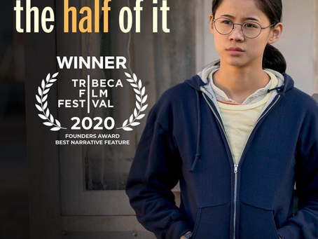 The Half of It - Now on Netflix